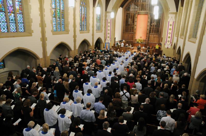 sanctuary processional