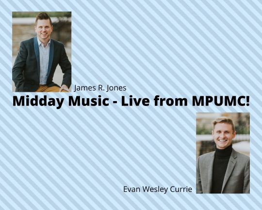 Midday Music - Live at MPUMC! (2)