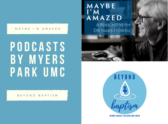 podcast by Myers Park UMC