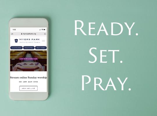 Ready. Set. Pray. (1)