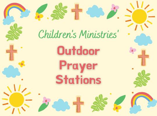 Outdoor Prayer Stations - website