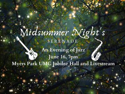 Website Midsummer Night's Serenade June 16 Jazz