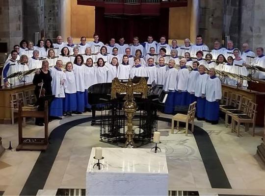 Chancel Choir for Website